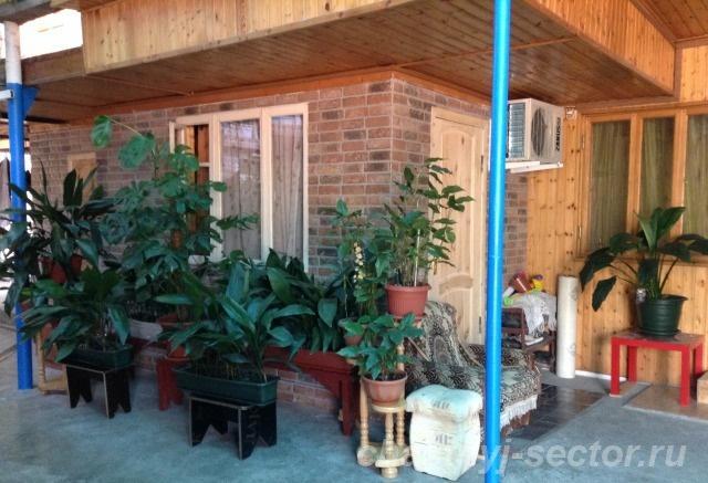 Уютная гостиница недалеко от моря +79685305252