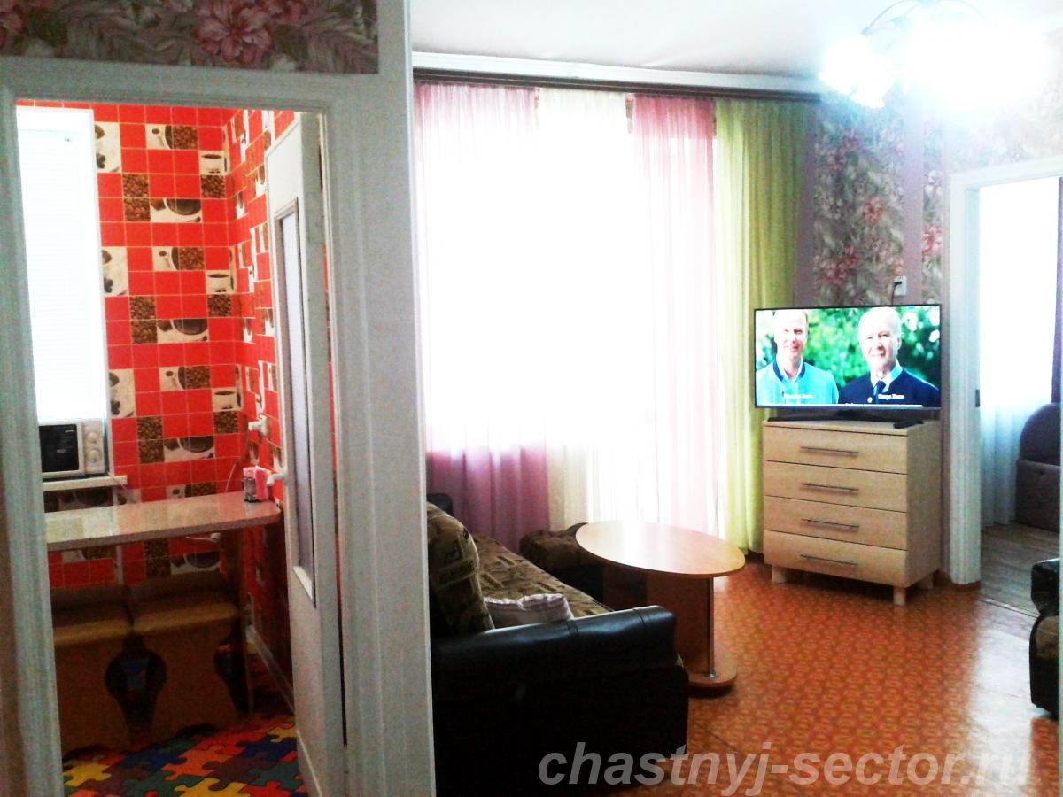 Сдаю квартиру с видом на море в пос.  Приморский +79787193382