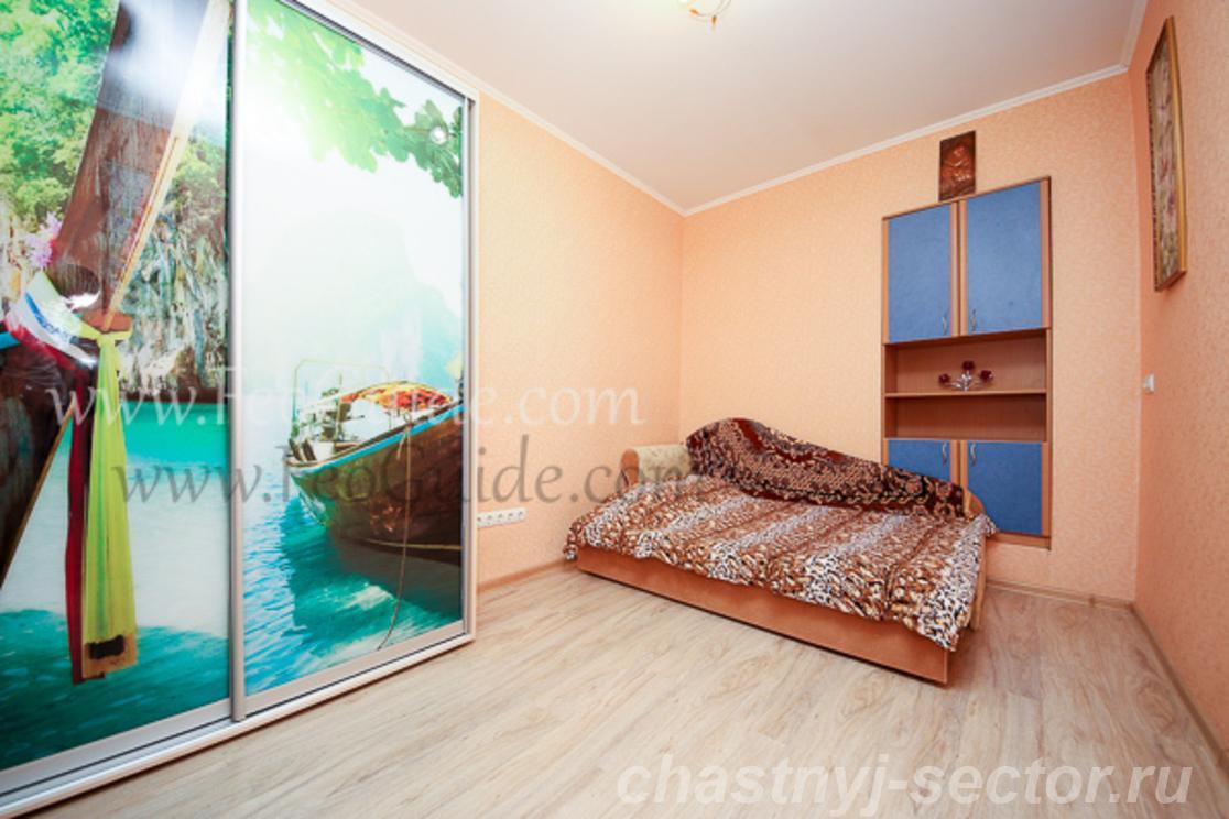 Недорогой одно комнатный домик с удобствами,  ул.  Чкалова +79787433813
