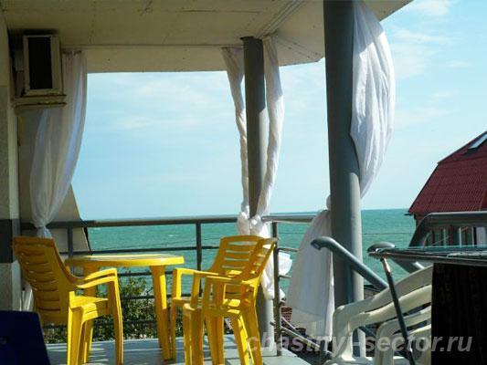 Гостевой дом у моря в Евпатории +79787100307