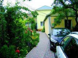 Частный сектор: Крым, Судак, улица Бирюзова