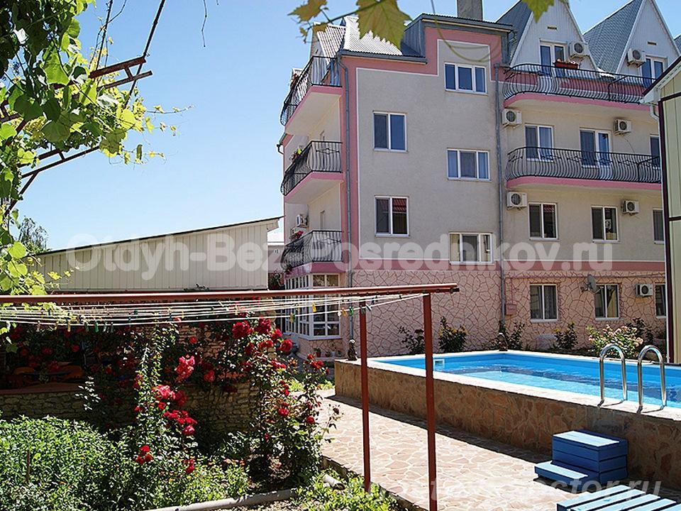 Гостевой дом Романовых Виктория в Анапе +79181221579
