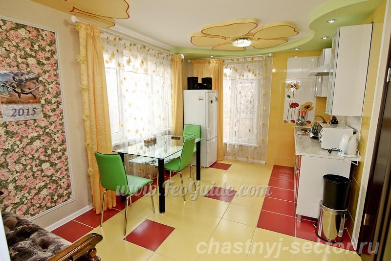Частный 2 - х комнатный дом Люкс в районе Динамо ул. Степная +79787433813