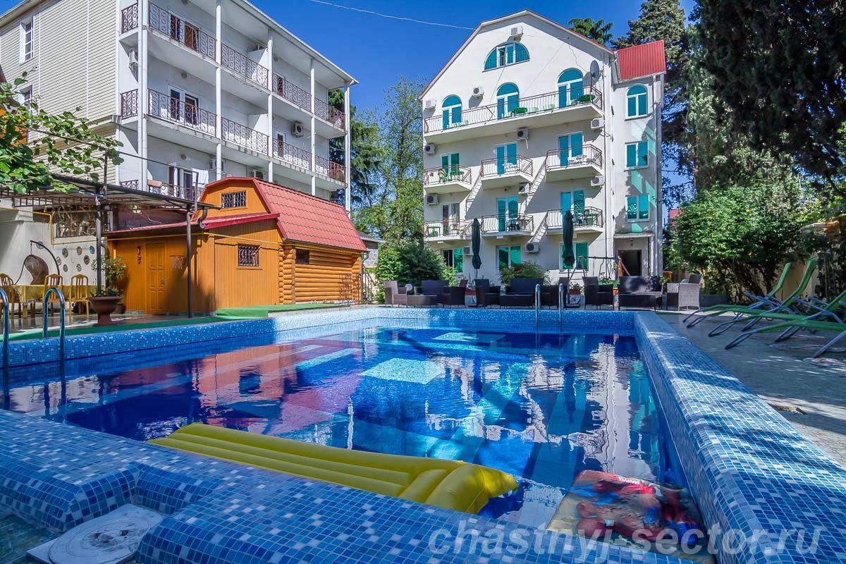 Адлер частное жилье недорого снять в Сочи на море +79181085803
