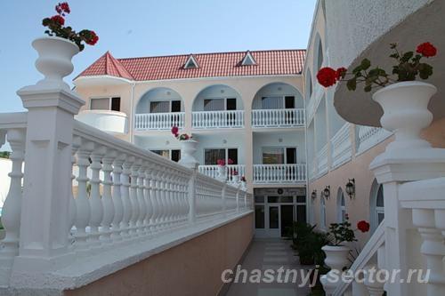 Гостевые дома Круиз в Алуште +79787617839