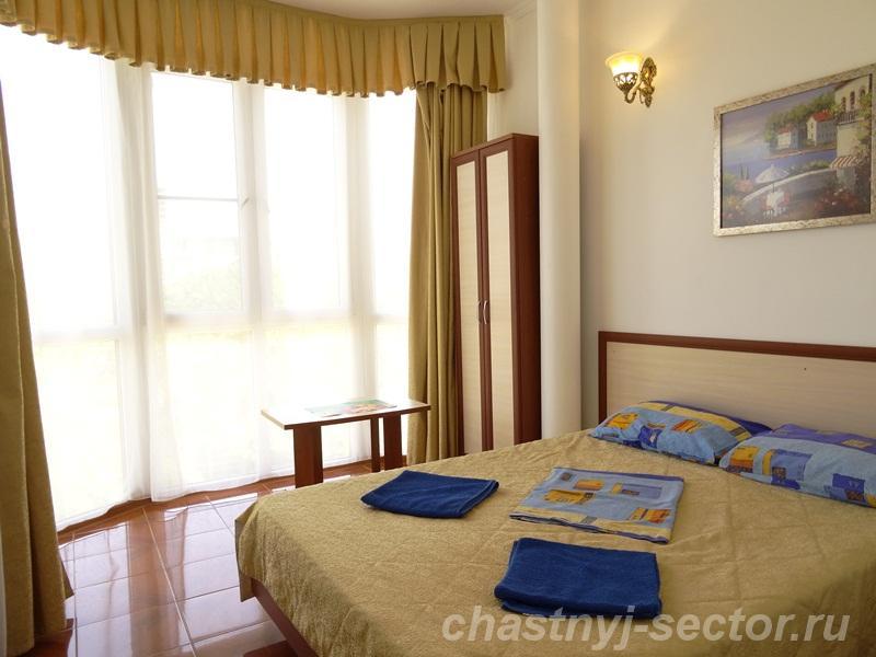 Приморский гостевой дом в Анапе +79186444000