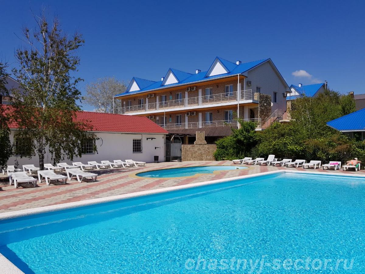 Отель АСТОН - лучший отдых рядом с морем +79182978272