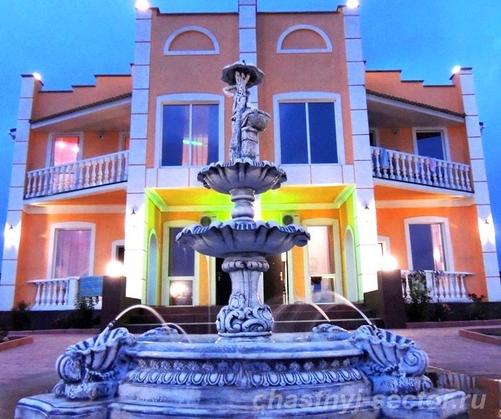 Отель У Моря с бассейном - отдых и жилье в Крыму +79787207408