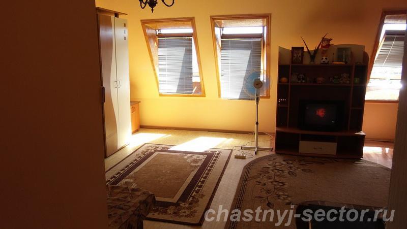 Квартира - студия 58 кв. м.  в Коктебеле +79787578120