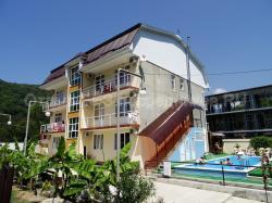 Отель у моря гостевой дом в Солониках