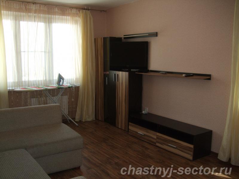 Собственник сдаст однокомнатную квартиру рядом с пляжем. +79186261404