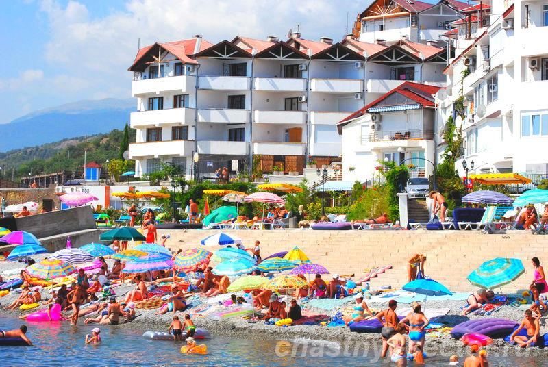 Снять Эллинг в Алуште Дельфин жилье в Крыму у моря +79788530178