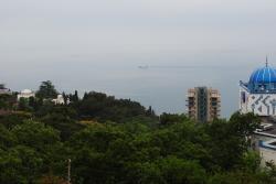 Номера у моря на Южном берегу Крыма в Мисхоре