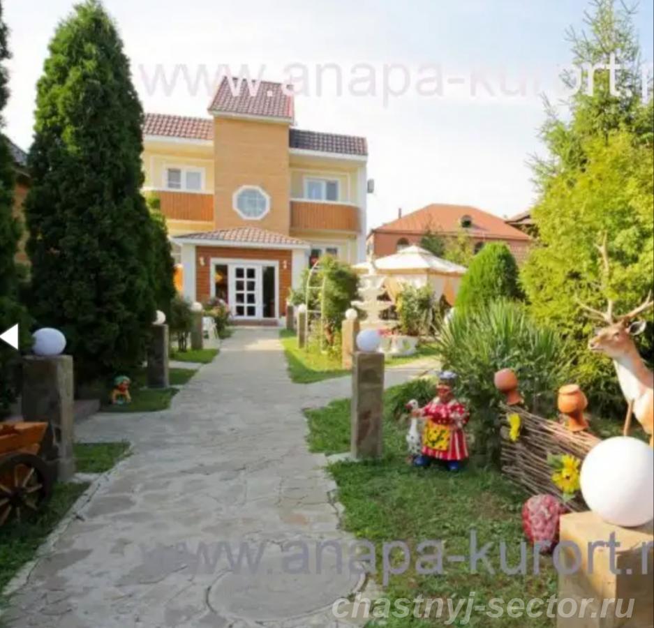 Отель Фазенда в Анапе хутор Красный Яблоневая 1 +79183674757