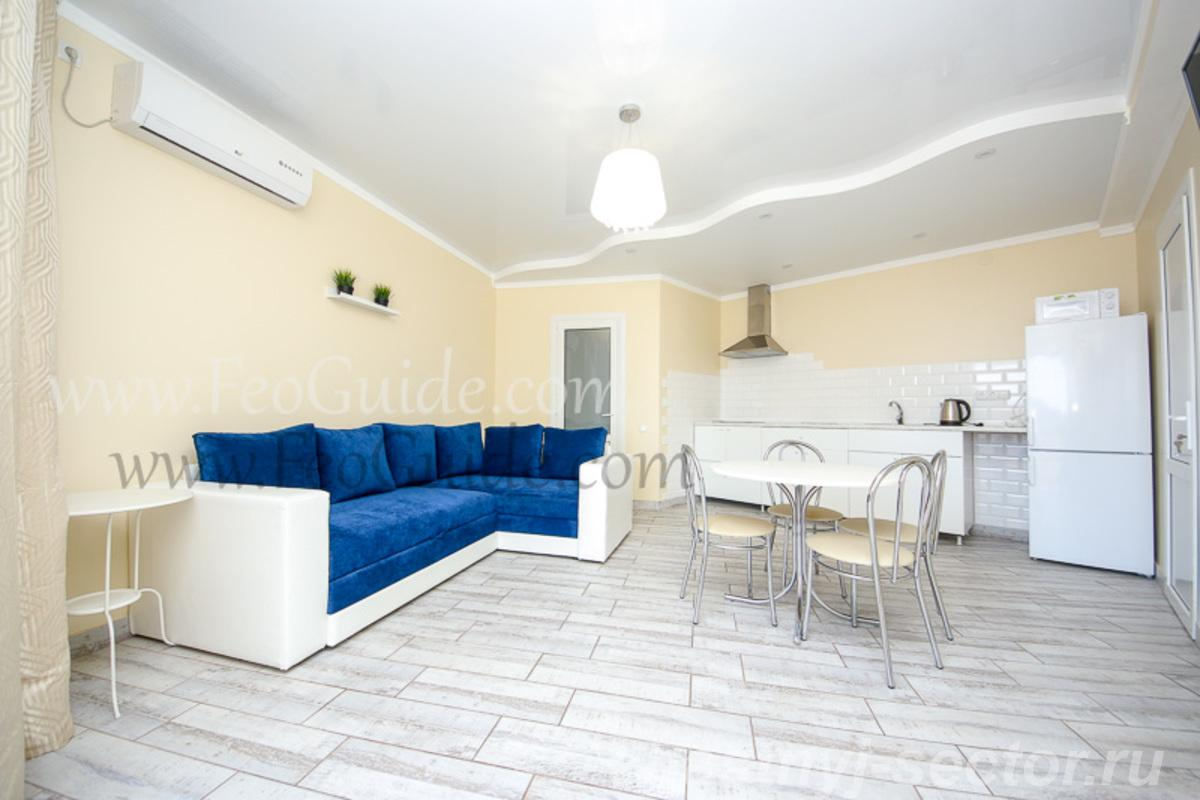 Аренда Двухкомнатных апартаментов возле моря +79787433813